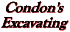 Condon's Excavating - Laser Grading | Excavation | Carroll County, MD